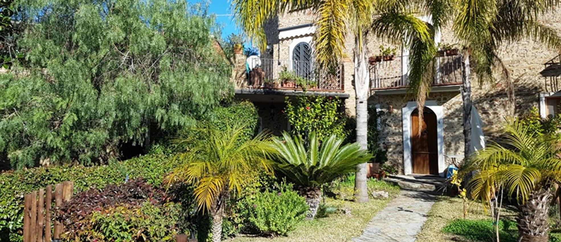 Appartamento in villa rif. 4762